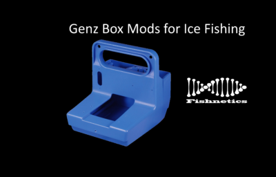GEnz Box Mods for Ice Fishing