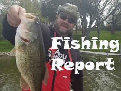 Fishnetics - Fishing Report